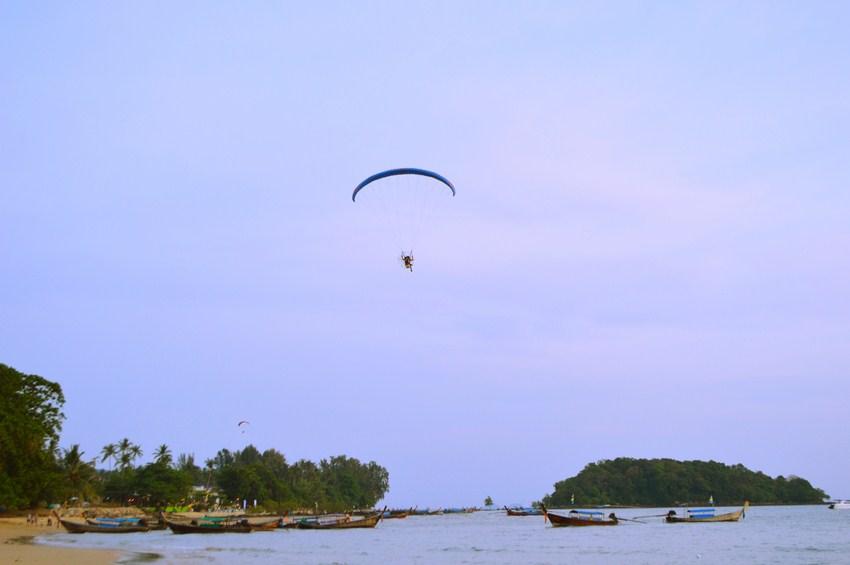 Sejur in Krabi Thailanda plaja Klong Muang Hotel Sofitel