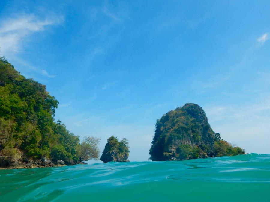 Motive vacanta in Krabi Thailanda