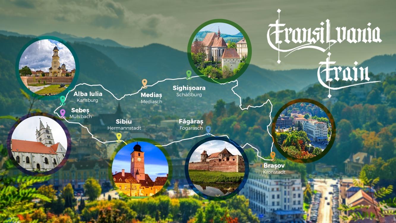 Transilvania Train: 4 zile de cultură, tradiție și aventură