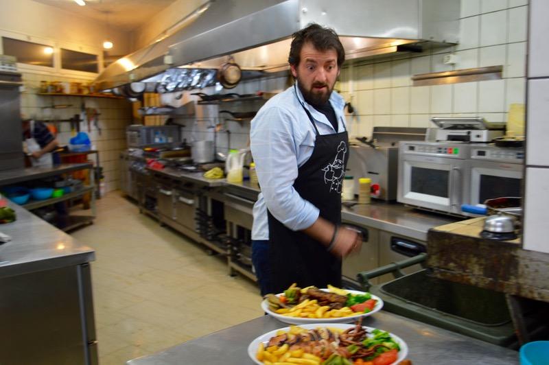 Taverna Corfu Spiros Palaiokastritsa 1