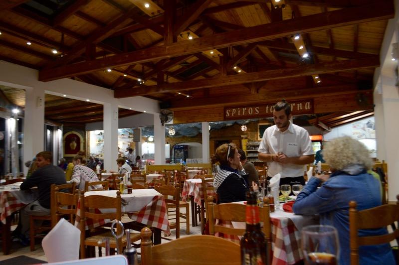 Taverna Corfu Spiros Palaiokastritsa 12