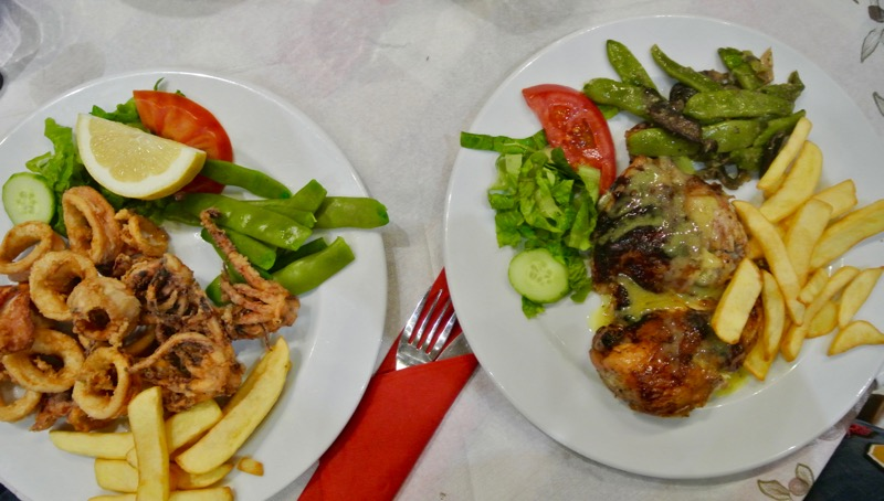 Taverna Corfu Spiros Palaiokastritsa 13