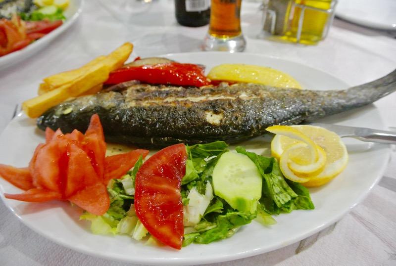 peste Taverna Corfu Spiros Palaiokastritsa 14