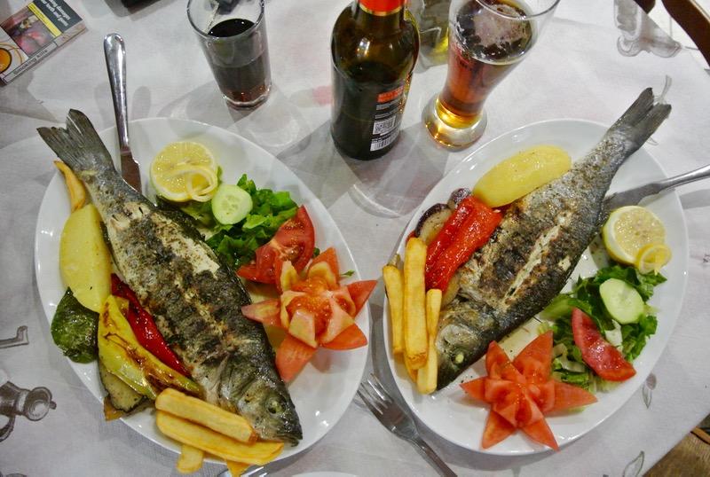 Taverna Corfu Spiros Palaiokastritsa 15