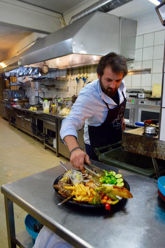 Taverna Corfu Spiros Palaiokastritsa 5 Adonis