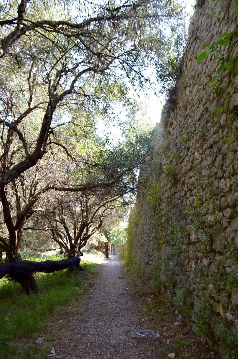 Castelul bizantin Kassiopi Corfu vizitat 16