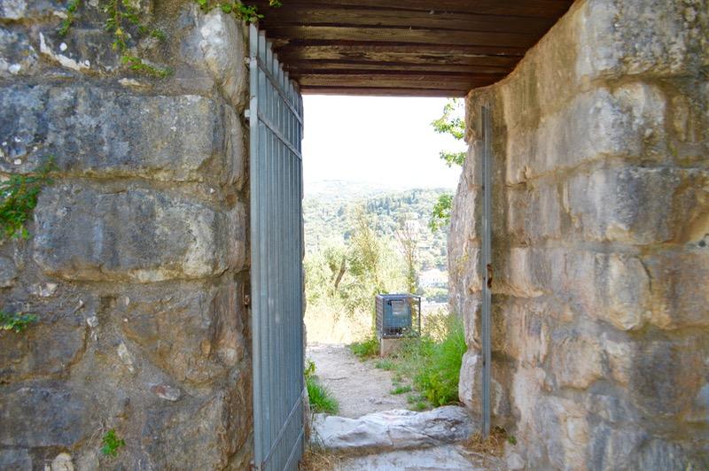 Castelul bizantin Kassiopi Corfu vizitat 15
