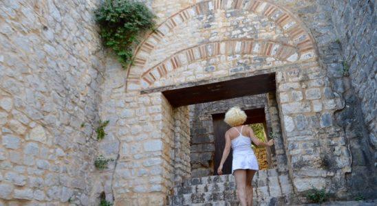 Castelul bizantin Kassiopi Corfu vizitat 9