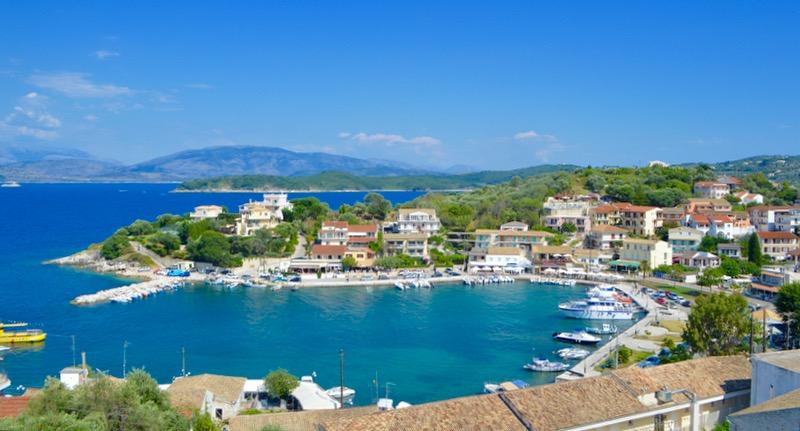 Castelul bizantin Kassiopi Corfu vizitat 7