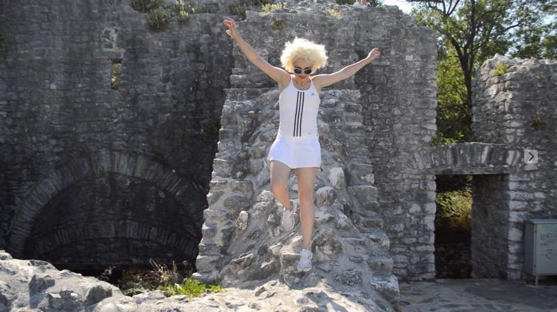 Castelul bizantin Kassiopi Corfu vizitat 24