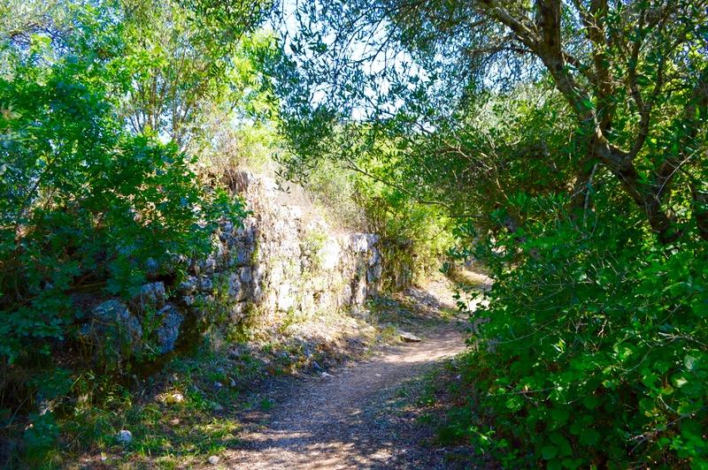 Castelul bizantin Kassiopi Corfu vizitat 5