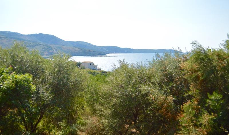 Castelul bizantin Kassiopi Corfu vizitat 19