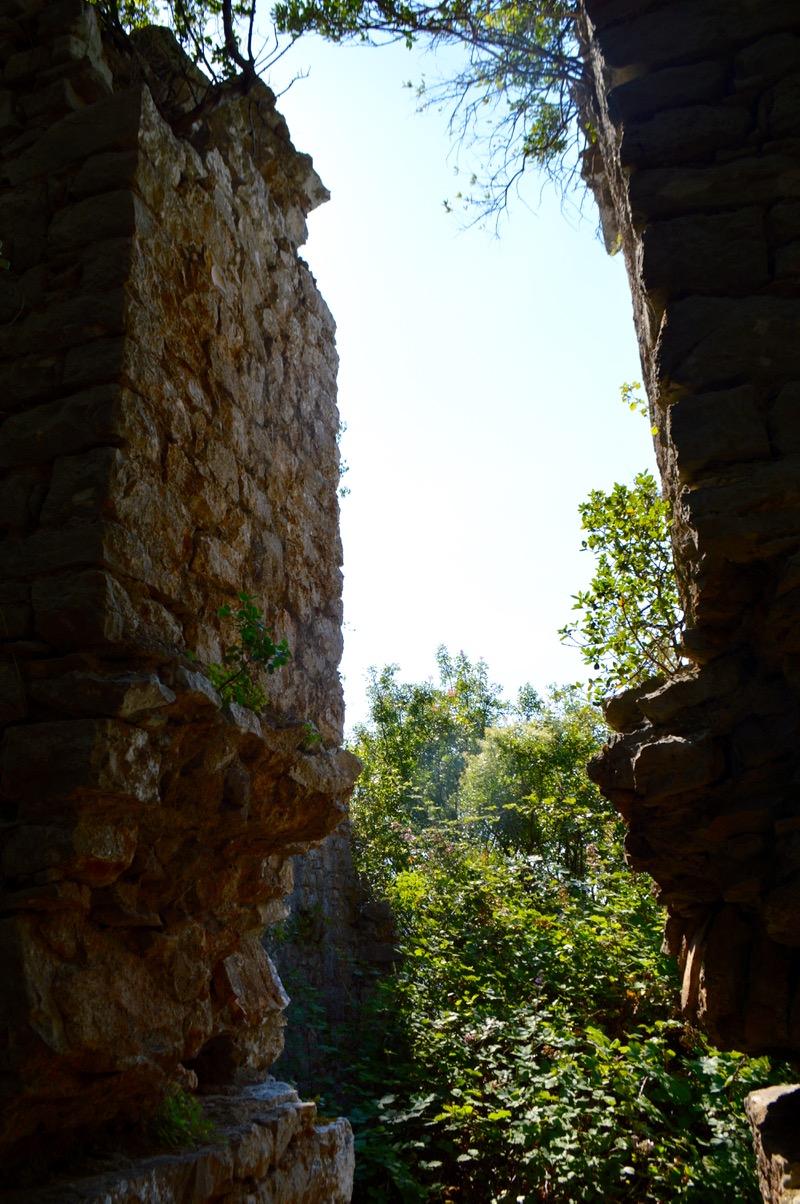 Castelul bizantin Kassiopi Corfu vizitat 17