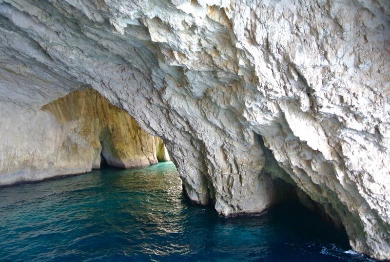 Excursie din Corfu la Grotele Albastre Paxos si Antipaxos 11