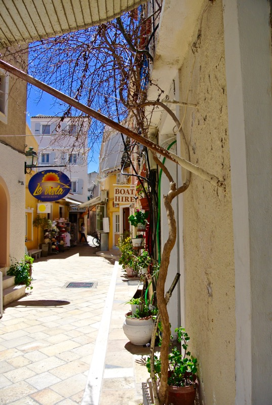Excursie din Corfu la Grotele Albastre Paxos si Antipaxos 17