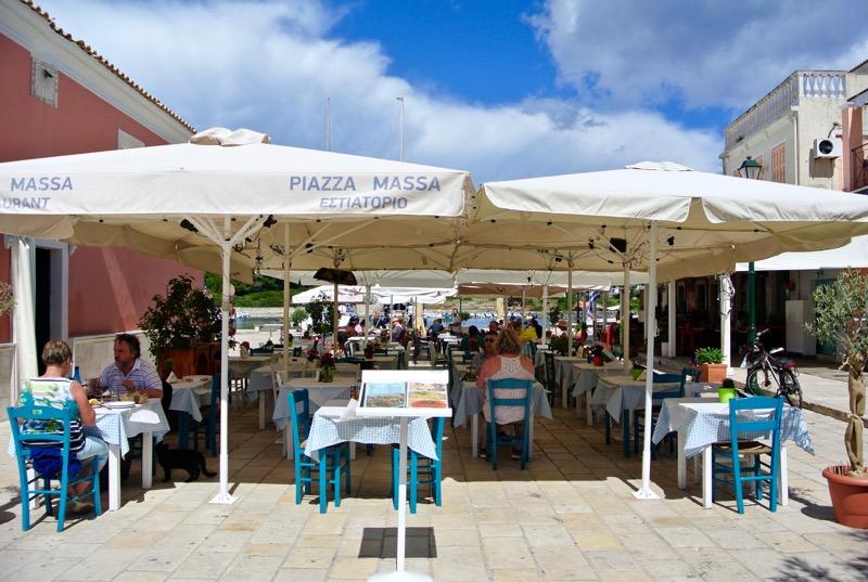 Excursie din Corfu la Grotele Albastre Paxos si Antipaxos 18