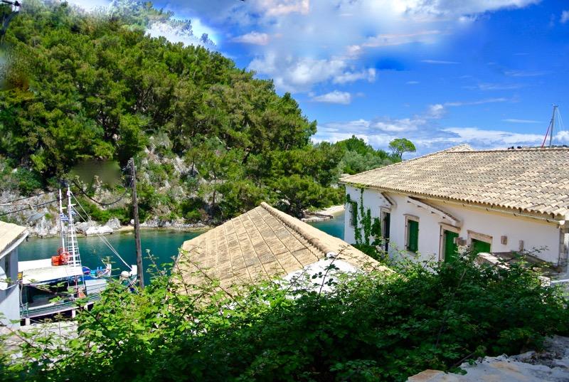 Excursie din Corfu la Grotele Albastre Paxos si Antipaxos 20