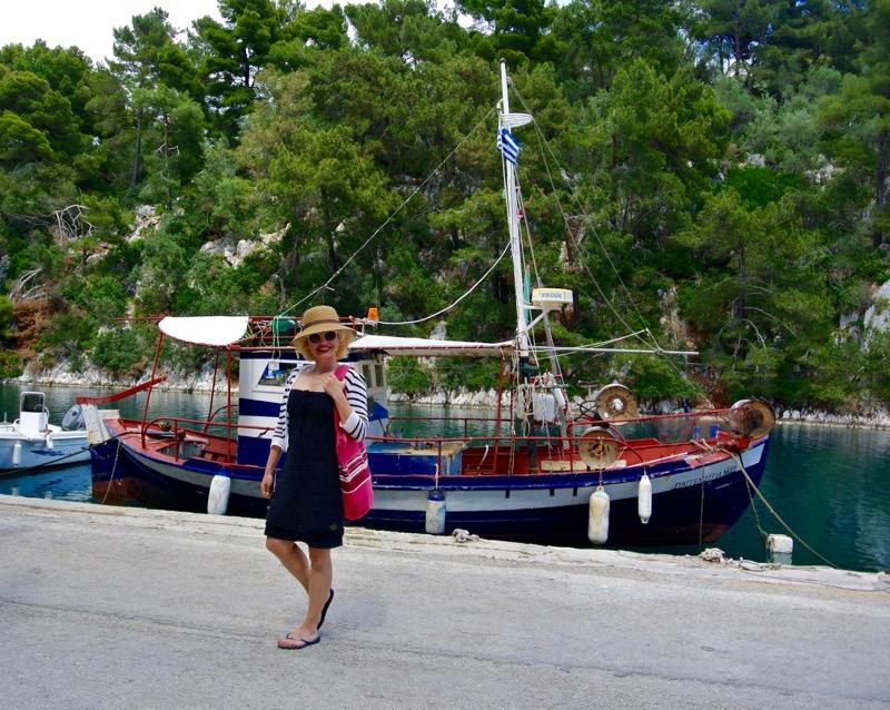 Excursie din Corfu la Grotele Albastre Paxos si Antipaxos 22