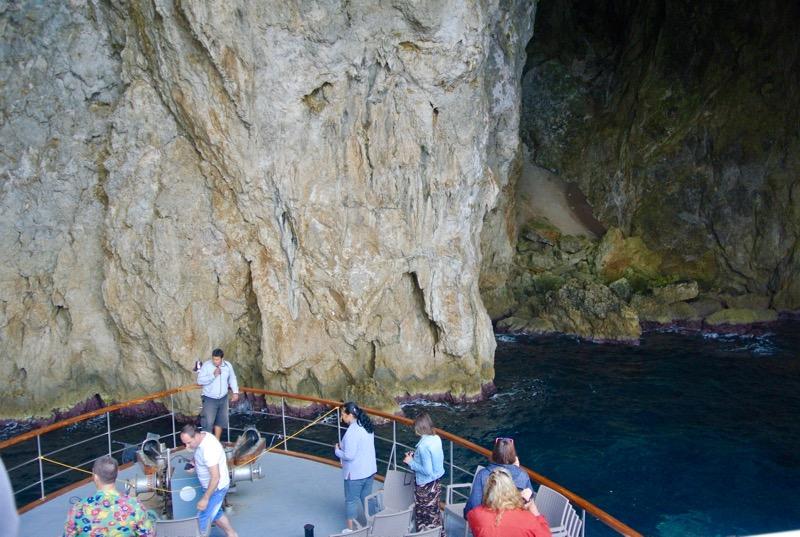 Excursie din Corfu la Grotele Albastre Paxos si Antipaxos 7