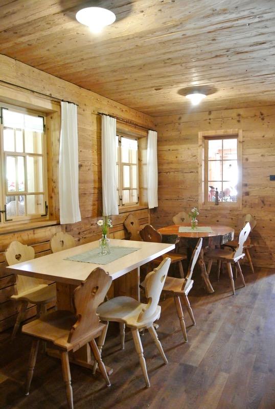 Jagdgasthaus Ebender Schönbach Saal de lese