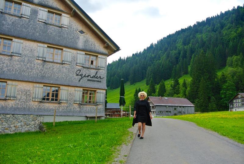 Jagdgasthaus Egender Schönenbach cazare Alpi