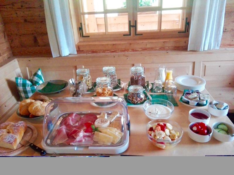 Jagdgasthaus Ebender Schönbach micil dejun 1