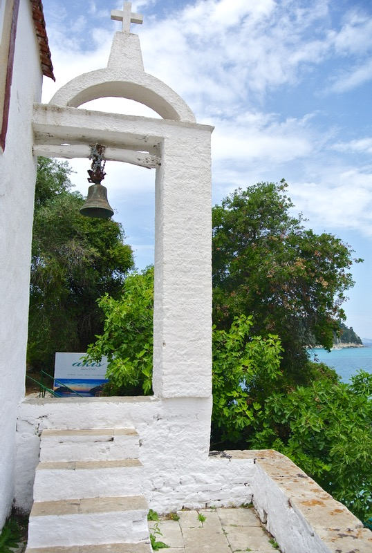 Satul pescăresc Lakka din Paxos 14