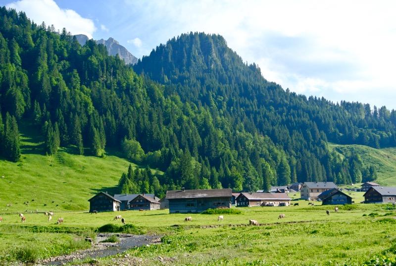 Schönenbach Vorarlberg Austria 12