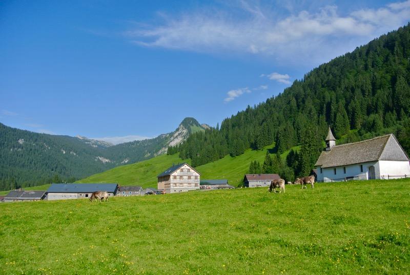 Schönenbach Vorarlberg Austria 16