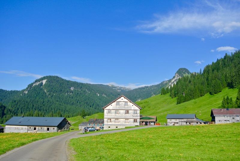 Schönenbach Vorarlberg Austria 17