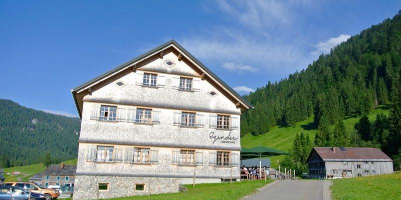 Schönenbach Vorarlberg Austria 18