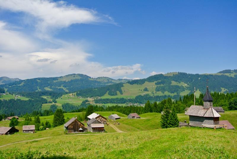 Schönenbach Vorarlberg Austria 4