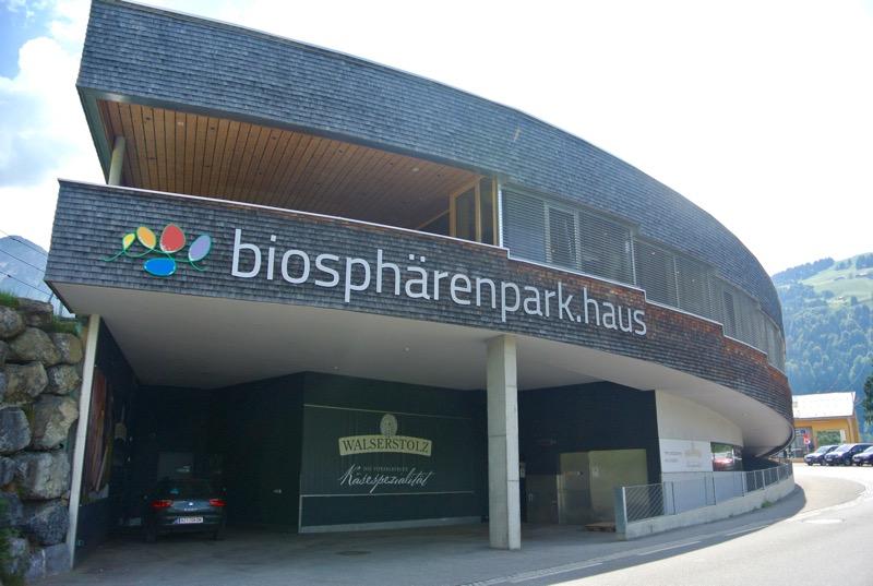 drumetie culinară din Austria Vorarlberg parcul biosfera