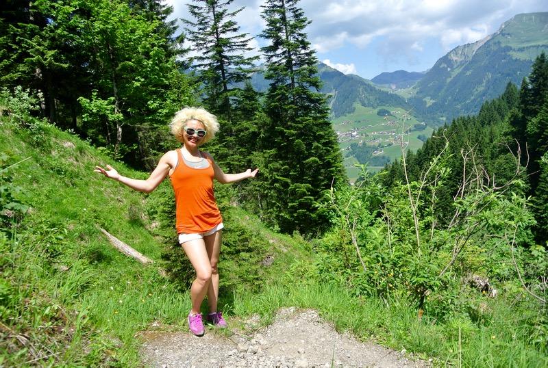 drumetie culinară din Austria Vorarlberg 12