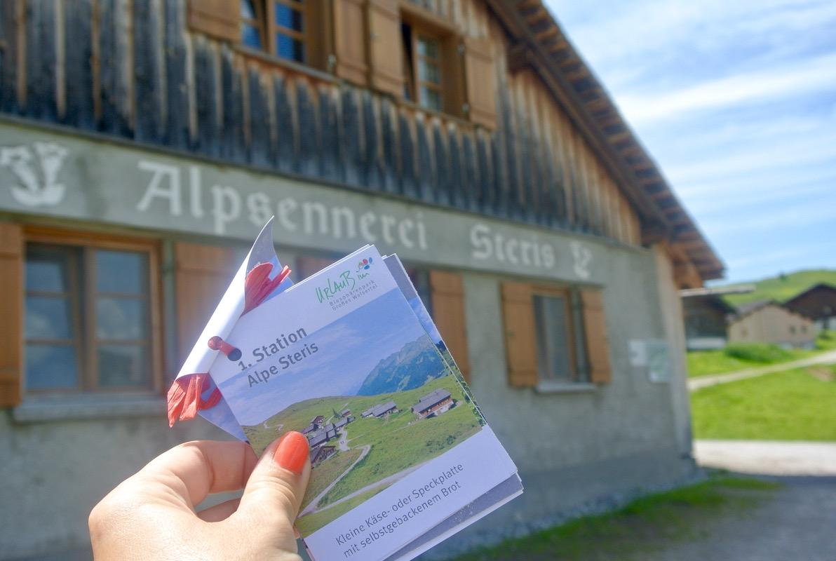 drumetie culinară din Austria Vorarlberg 22