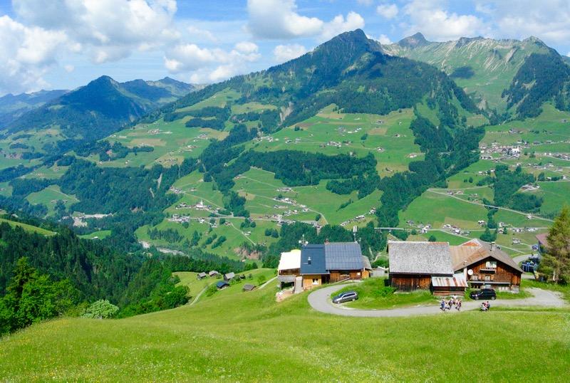drumetie culinară din Austria Vorarlberg 6