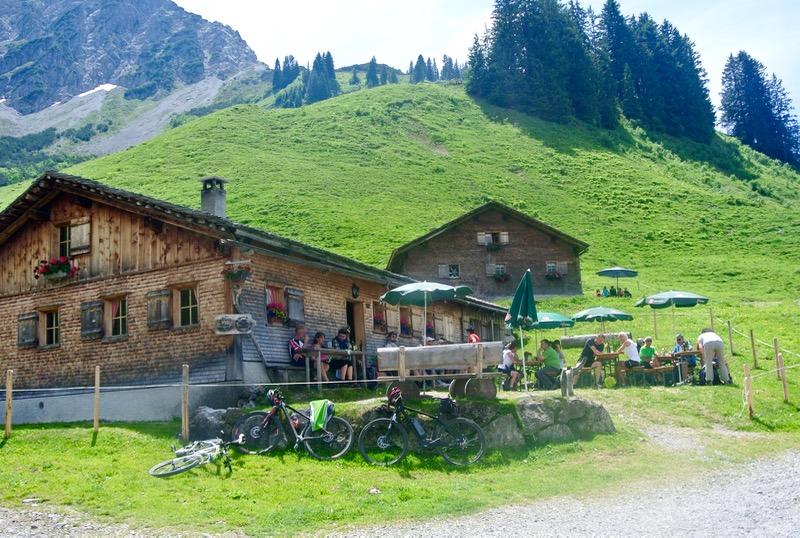 drumetie culinară din Austria Vorarlberg 26