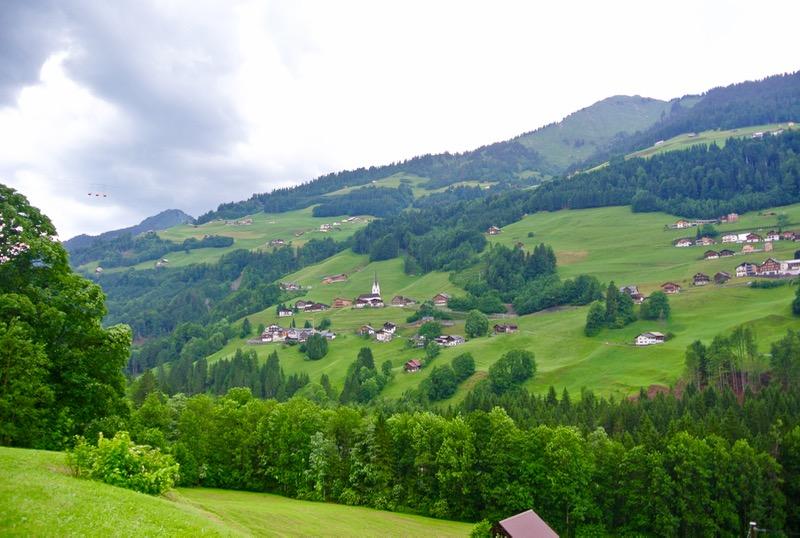 drumetie culinară din Austria Vorarlberg 34