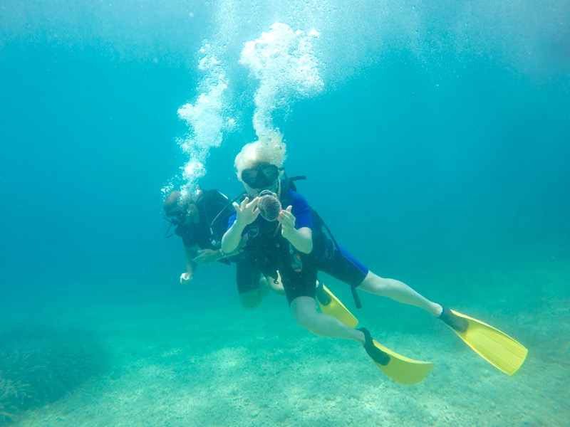 scuba diving in Corfu grecian 6