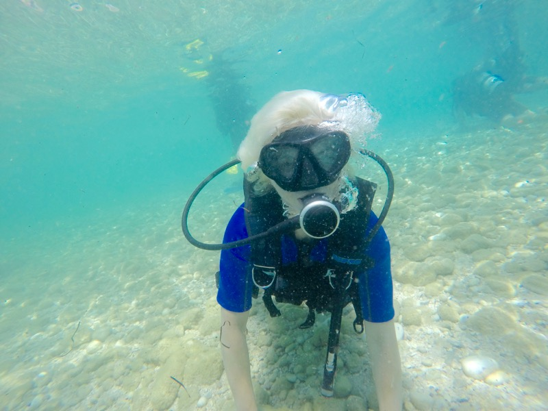 scuba diving in Corfu grecian 10