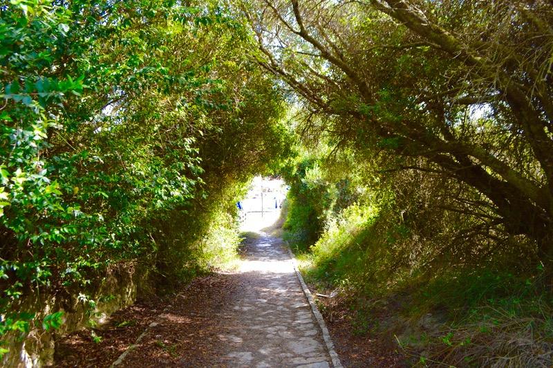 Sidari Corfu Canalul dragostei iubiirii9