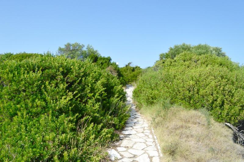 Canalul Iubirii Sidari Corfu dragostei plaja 1