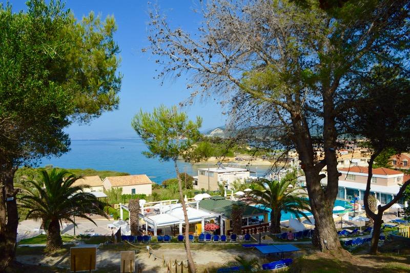Canalul Iubirii Sidari Corfu dragostei plaja 12