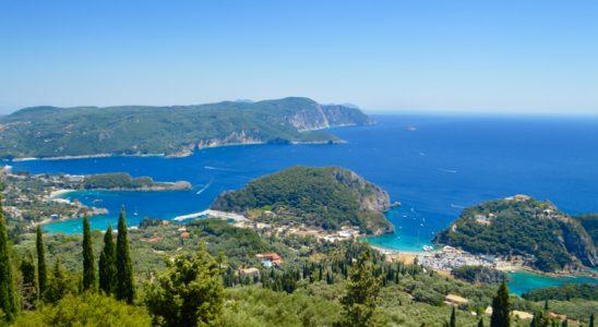 Transport public insula Corfu