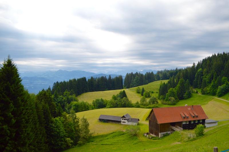 Atractii turistice în Bregenz Vorarlberg drumetie