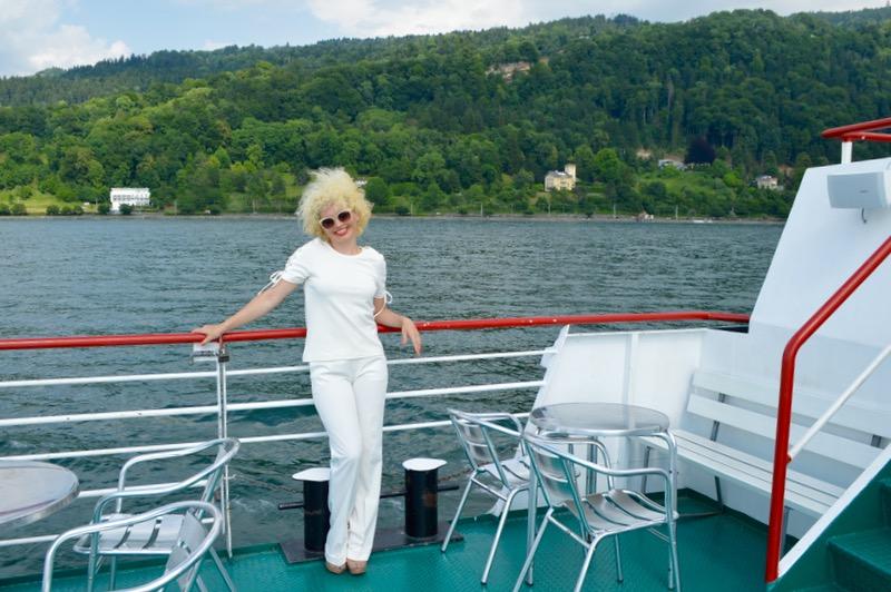 Atractii turistice în Bregenz Vorarlberg Croaziera pe lacul constanta 1
