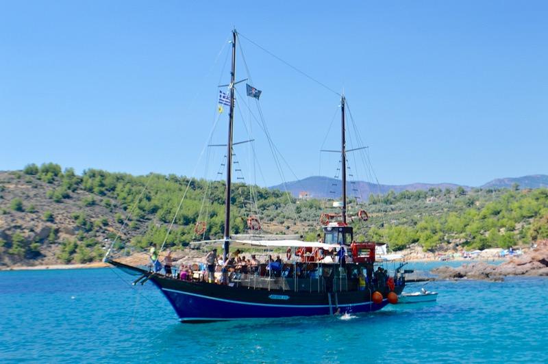 Agios Sostis Limenaria Potos Coraziere in Thassos 20 37