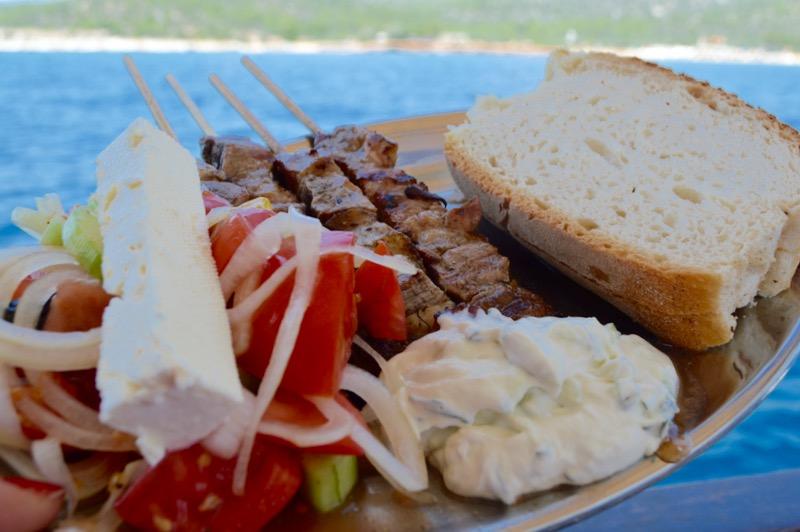 Agios Sostis Limenaria Potos Coraziere in Thassos 2028