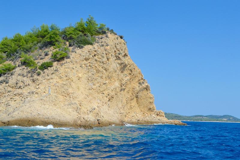 Agios Sostis Limenaria Potos Coraziere in Thassos 20 24