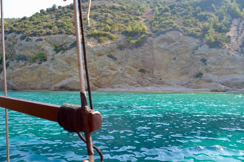 Agios Sostis Limenaria Potos Coraziere in Thassos 20 35